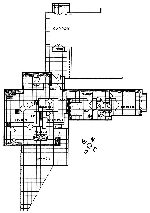 gallery for gt frank lloyd wright floor plans