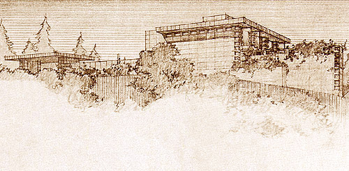 Detail From Original Drawing