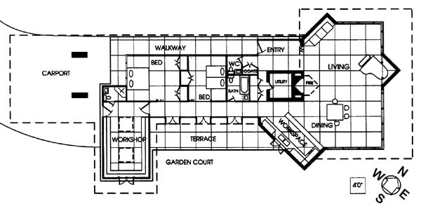collection latest plan the plans floor cottage wright of cottages s unique frank seth lloyd peterson