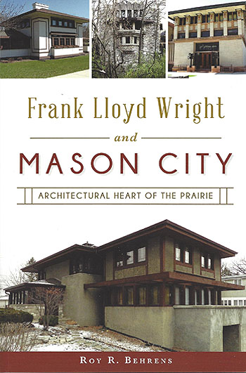 Beautiful Frank Lloyd Wright Prairie Style 8x10 Metal Picture Frame