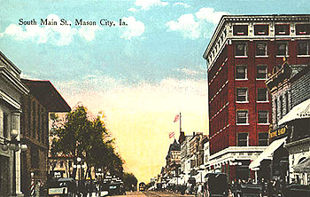 Mason city iowa movie times