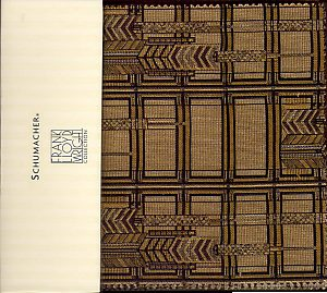 Date: 1999. Title: Frank Lloyd Wright Fabric Collection