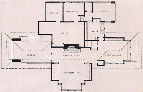 Emil bach house floor plan house plan 2017 for Meyer may house floor plan