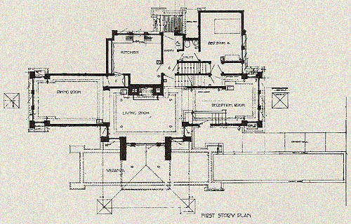 SuttonFP 5 frank lloyd wright,Small Frank Lloyd Wright House Plans