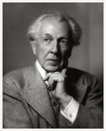 Frank Lloyd Wright Portrait Images