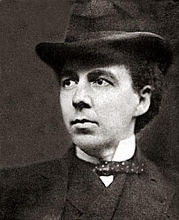 Wright at 33 (Circa 1900)