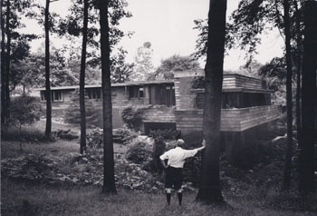 Frank lloyd wright - House of bedrooms bloomfield hills mi ...