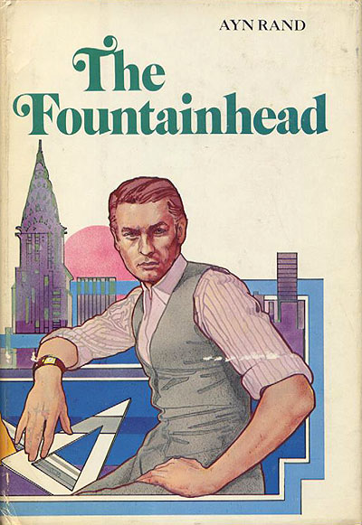 howard roark in the fountainhead by ayn At the outset of ayn rand's the fountainhead, howard roark and peter keating depart from the stanton institute of technology in very different ways howard roark is expelled for his refusal to complete exercises in classical design.