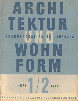 Frank lloyd wright for Innendekoration thusis